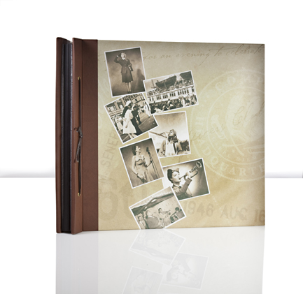 Custom Photo Album