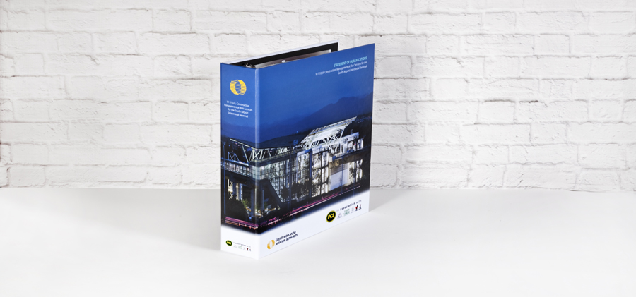 Greater Orlando Aviation Authority Proposal Binder